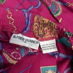 Alfred Dunner Skirts - Chain Print Midi Skirt